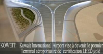 Koweit aeroport foste