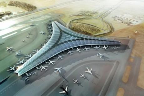 Kuwait Airport Foster3