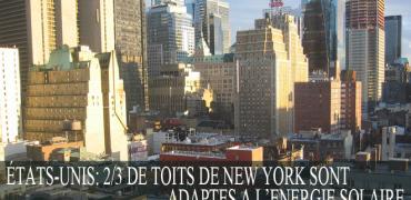 NY Toits solaire